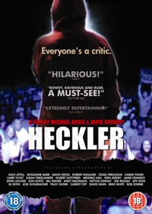 Rent Heckler Online DVD Rental