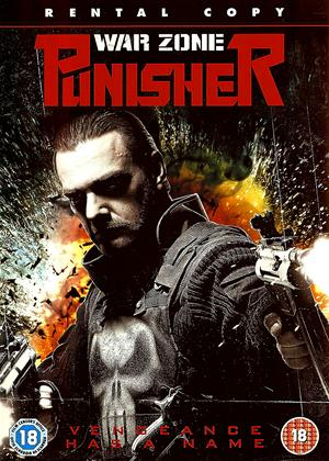 Rent The Punisher 2: War Zone Online DVD Rental