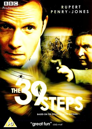 The 39 Steps Online DVD Rental
