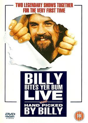 Rent Billy Connolly: Bites Yer Bum / Handpicked by Billy Online DVD Rental