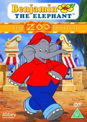 Benjamin the Elephant: Zoo Fest Online DVD Rental
