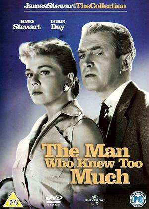 Rent The Man Who Knew Too Much Online DVD Rental