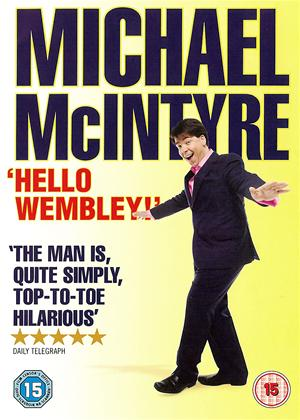 Michael McIntyre: Hello Wembley! Online DVD Rental