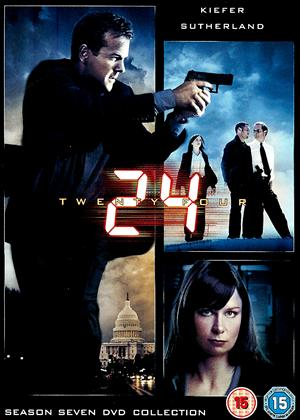 24 (Twenty Four): Series 7 Online DVD Rental