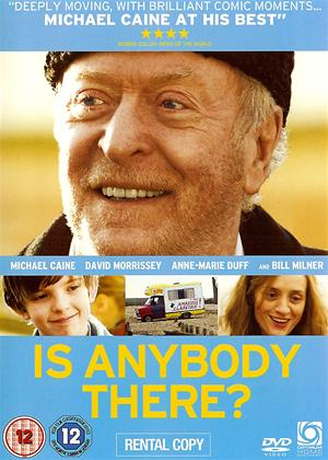 Is Anybody There? Online DVD Rental