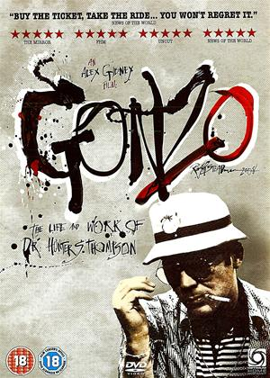 Gonzo: The Life and Work of Dr. Hunter S. Thompson Online DVD Rental