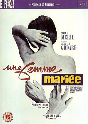Une Femme Mariee Online DVD Rental