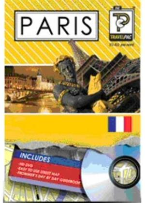 Rent Paris: The Travel-pac Guide Online DVD Rental
