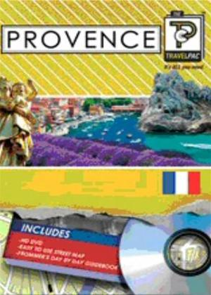 Rent Provence: The Travel-pac Guide Online DVD Rental