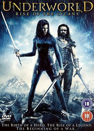 Underworld: Rise of the Lycans Online DVD Rental