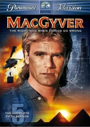 MacGyver: Series 5 Online DVD Rental