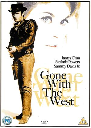 Rent Gone with the West Online DVD Rental