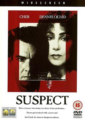 Suspect Online DVD Rental