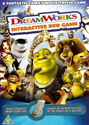 DreamWorks Interactive DVD Game Online DVD Rental