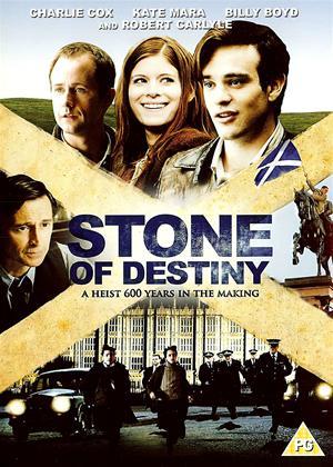 Stone of Destiny Online DVD Rental