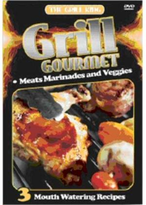 Grill Gourmet: Meats Marinades and Veggies Online DVD Rental