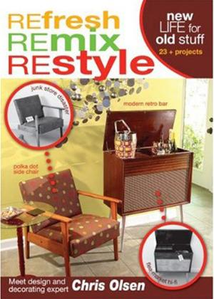 Refresh Remix Restyle Home Make-over Guide Online DVD Rental