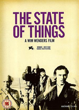 The State of Things Online DVD Rental