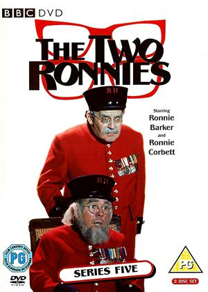 Rent The Two Ronnies: Series 5 Online DVD Rental