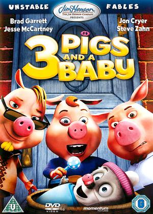 Rent Unstable Fables: 3 Pigs and a Baby Online DVD Rental