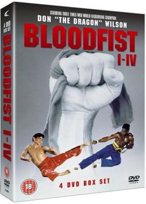 Rent Bloodfist 1-4 Online DVD Rental