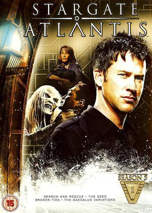 Rent Stargate Atlantis: Series 5: Vol.1 Online DVD Rental