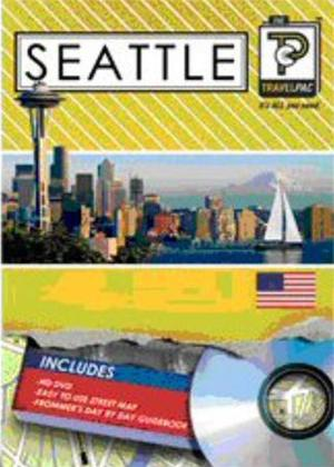 Rent The Travel-pac Guide to Seattle Online DVD Rental