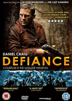 Defiance Online DVD Rental