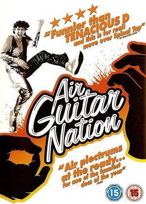 Air Guitar Nation Online DVD Rental