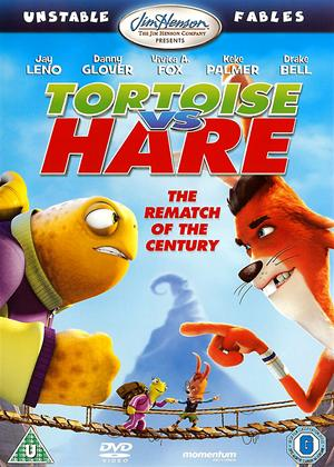 Unstable Fables: Tortoise Vs Hare Online DVD Rental
