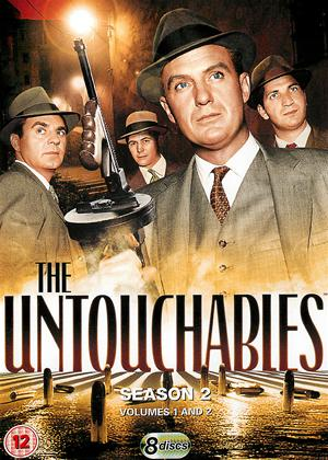 The Untouchables: Series 2 Online DVD Rental