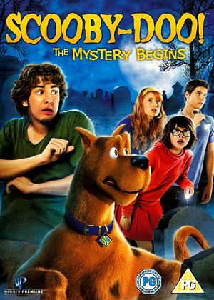 Scooby Doo: The Mystery Begins Online DVD Rental