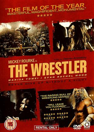 The Wrestler Online DVD Rental
