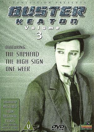 Buster Keaton: Vol.3 Online DVD Rental