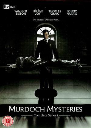 Murdoch Mysteries: Series 1 Online DVD Rental