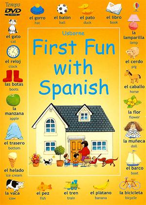First Fun with Spanish Online DVD Rental