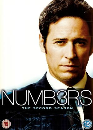 Numb3rs (Numbers): Series 2 Online DVD Rental