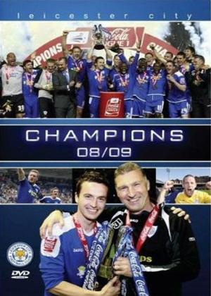 Leicester City FC: Season Review 2008-2009 Online DVD Rental