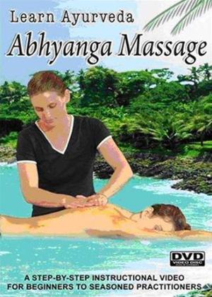 Rent Learn Ayurveda: Abhyanga Massage Online DVD Rental
