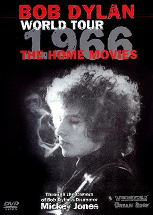 Bob Dylan: 1966 World Tour Online DVD Rental