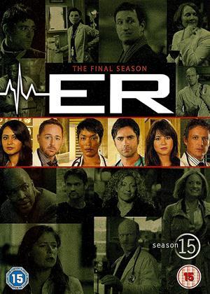 ER: Series 15 Online DVD Rental