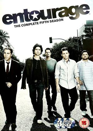Entourage: Series 5 Online DVD Rental