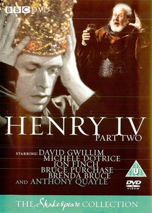 BBC Shakespeare Collection: Henry IV: Part 2 Online DVD Rental