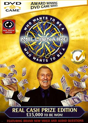 Who Wants to Be a Millionaire: Real Cash Prize Edition Online DVD Rental