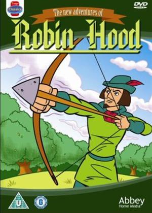 Rent New Adventures of Robin Hood Online DVD Rental