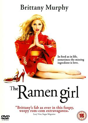 The Ramen Girl Online DVD Rental