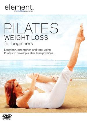 Element: Pilates Weight Loss for Beginners Online DVD Rental