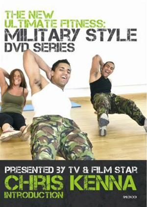 Rent Chris Kenna Ultimate Fitness: Military Style Online DVD Rental
