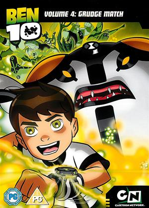 Rent Ben 10: Vol.4: Grudge Match Online DVD Rental
