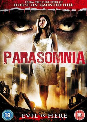 Parasomnia Online DVD Rental